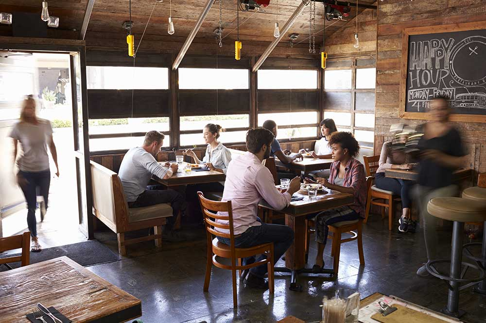 Increased Restaurant Sales from Better Table Turns