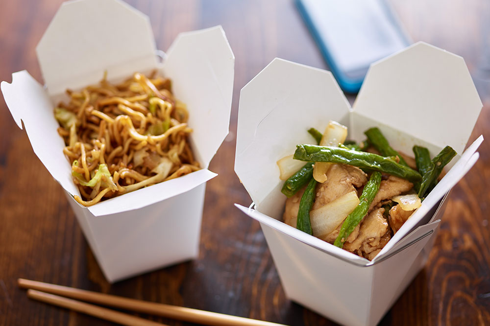 takeout food - photo #10