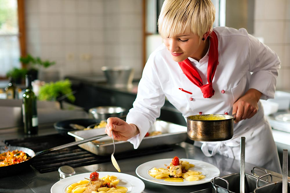 Breaking the Glass Paycheck: Challenges for Women in Restaurants
