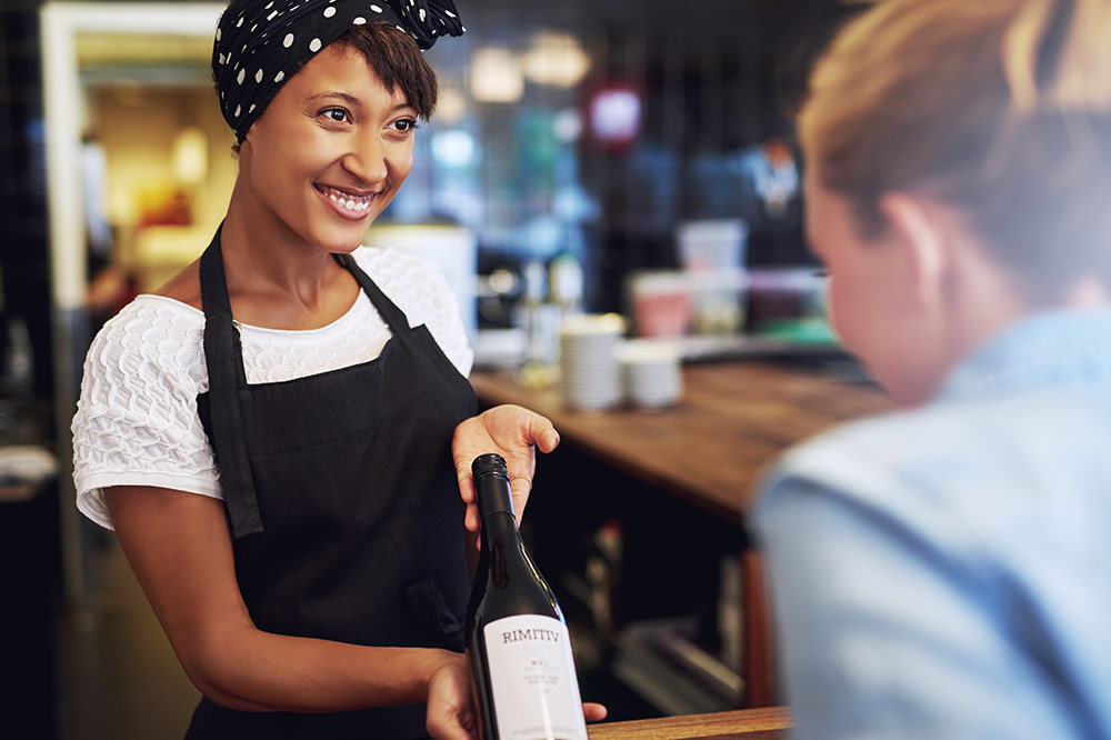 Sharing the Bottle: Supporting Women Wine Professionals