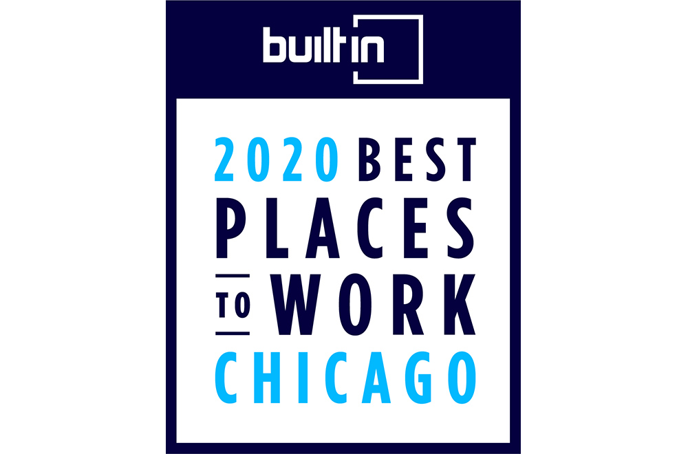 Press Release 2020 Best Places to Work in Chicago