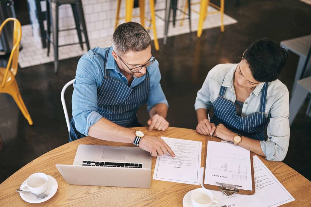 Restaurant Communications Strategy Background